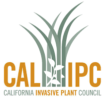 California Invasive plant Council logo.