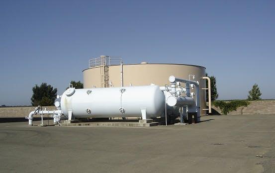 Plumas Lake Water Treatment Plant