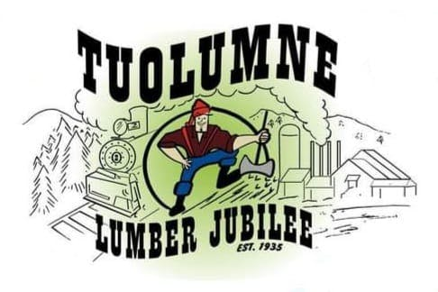 Logo: Tuolumne Lumber Jubiliee