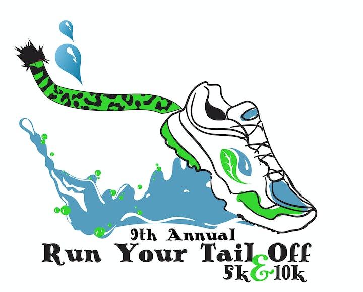 9th Annual Run Your Tail Off logo