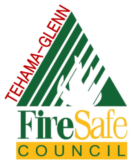 Tehama-Glenn Fire Safe Council Logo