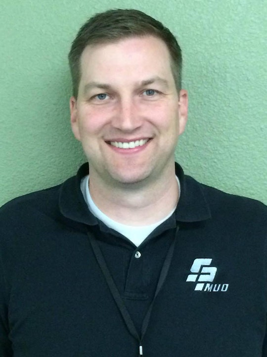 A picture of Eric Nielsen, District Engineer