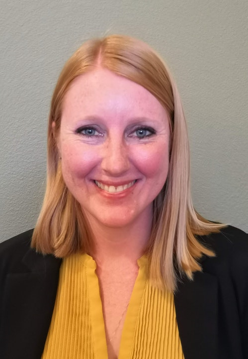 Photo of Emilie Costan, Administrative Services Manager