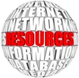 Icon of various information resources