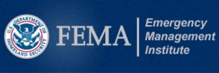 Federal Emergency Management Agency Emergency Management Institute Logo
