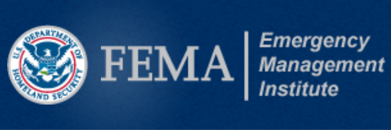 Federal Emergency Management Agency Emergency Management Institute Logo