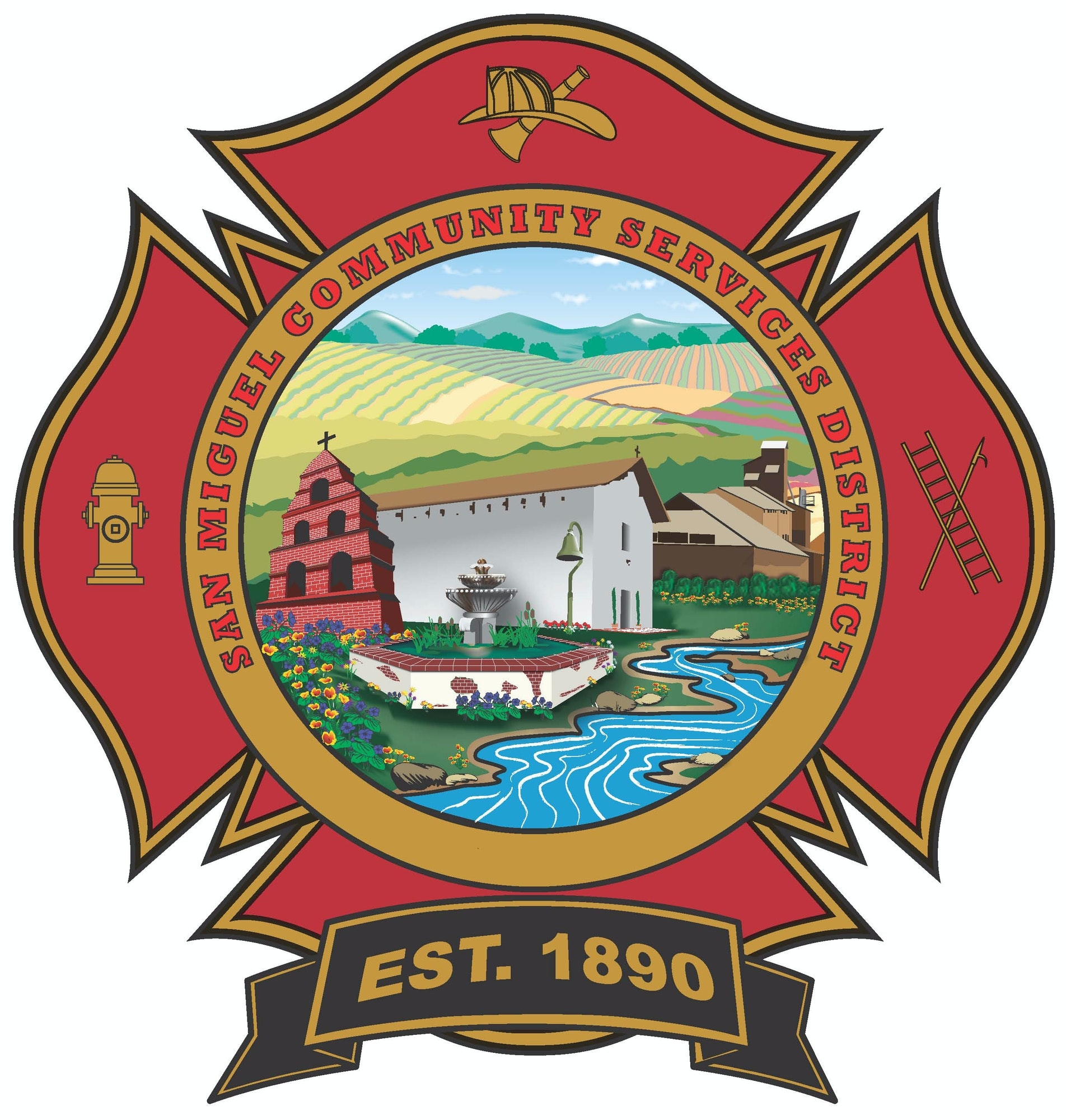 Fire department san miguel csd fire department buycottarizona Choice Image