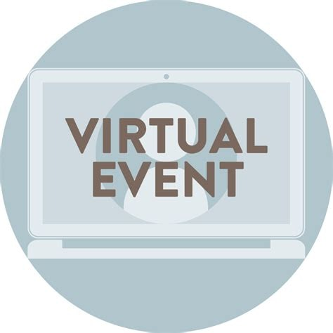 Graphic Virtual Event text