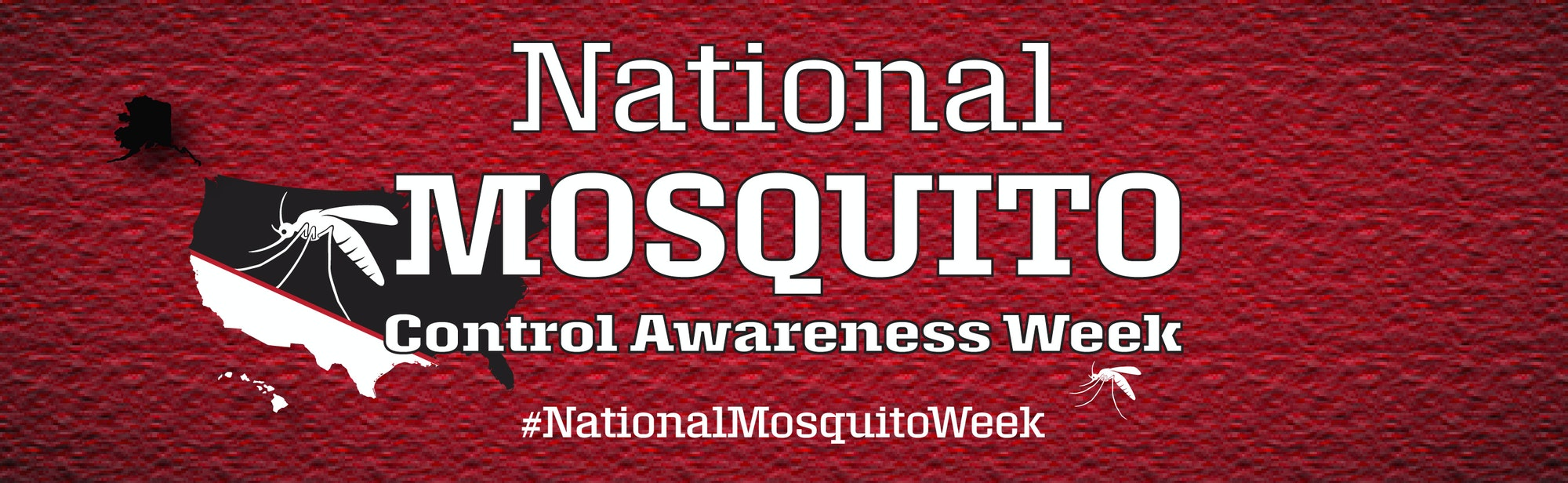 National Mosquito Control Awareness Week
