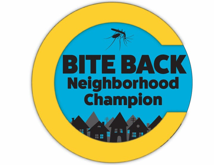 Bite Back Neighborhood logo