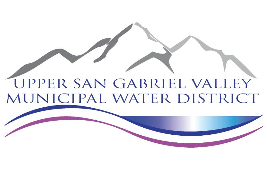 Upper SGV Municipal Water District logo