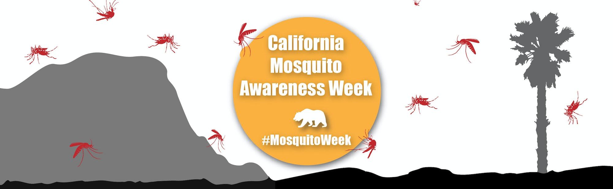 mosquito awareness week banner