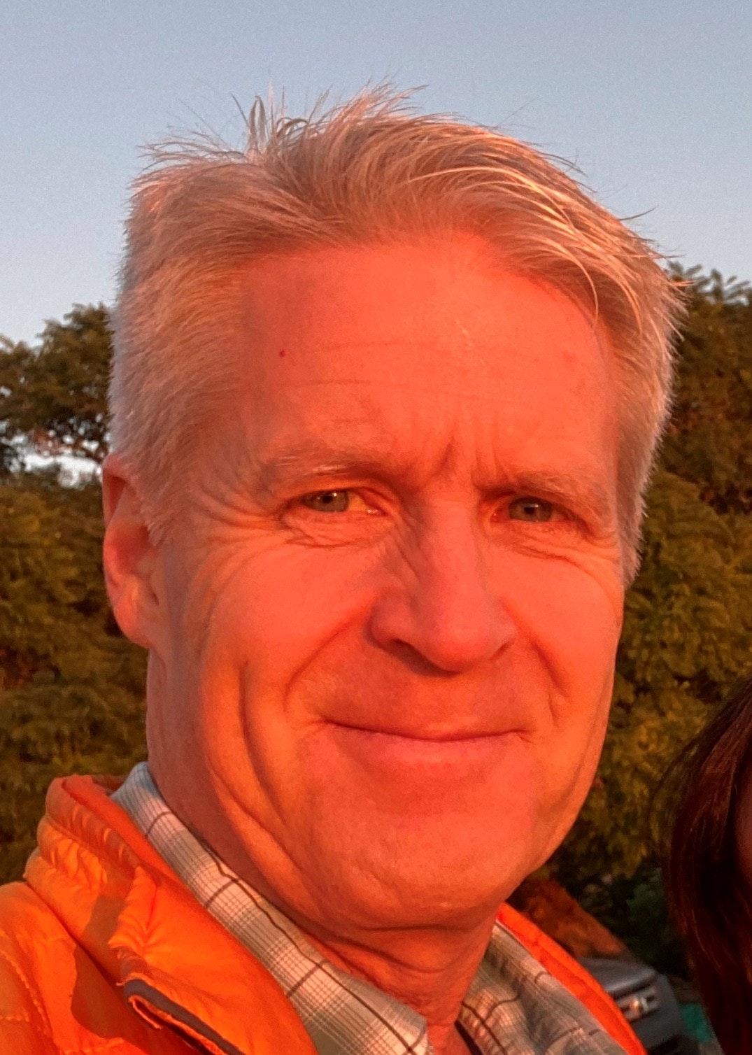 Director Gary Fuller